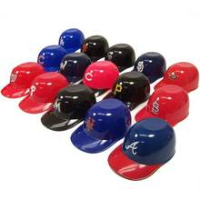 Rawlings MLB Logo Official MLB 8oz Mini Baseball Helmet Ice Cream Snack Bowls