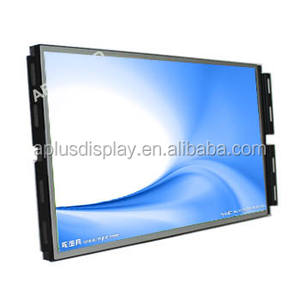sunlight readable 8 10 12 15 17 19 21 22 24 27 32 43 49 55 65inch outdoor 1000/1500nit lcd monitor open frame marine LCD Monitor