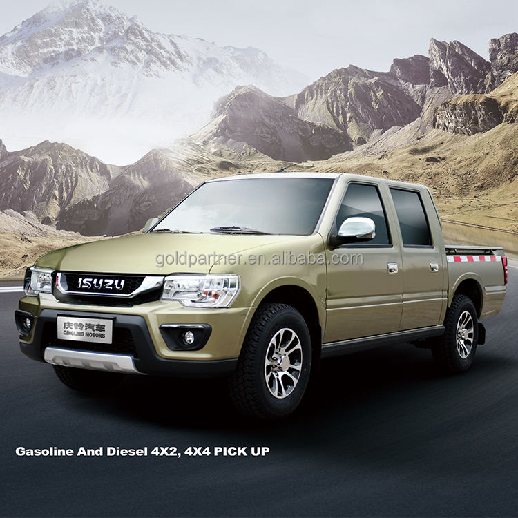 Brand new isuzu pickup truck diesel 4wd and 2wd pickup for sale