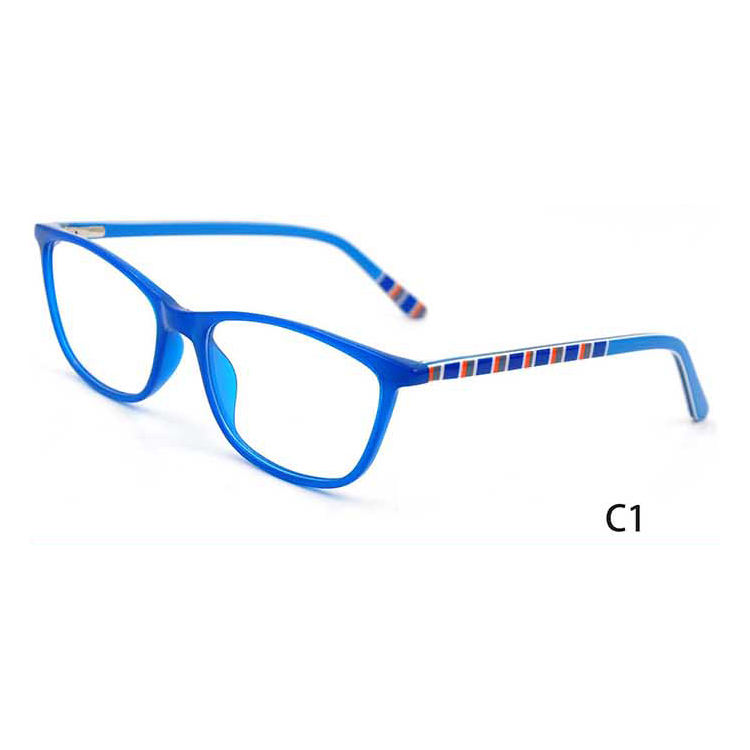 Wholesale china factory cheap eyeglass frame acetate X006