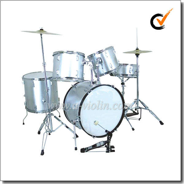 5-PC Jazz Drum Kits Including Cymbal and Drum Stick (DSET-200)