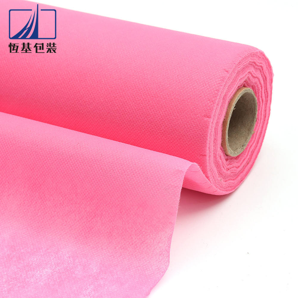 wood pulp hot air thermal bond hydrophilic coating tnt polyamide 100% virgin nonwoven polypropylene cleaning fabric
