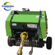 CE approved small round hay baler for sale