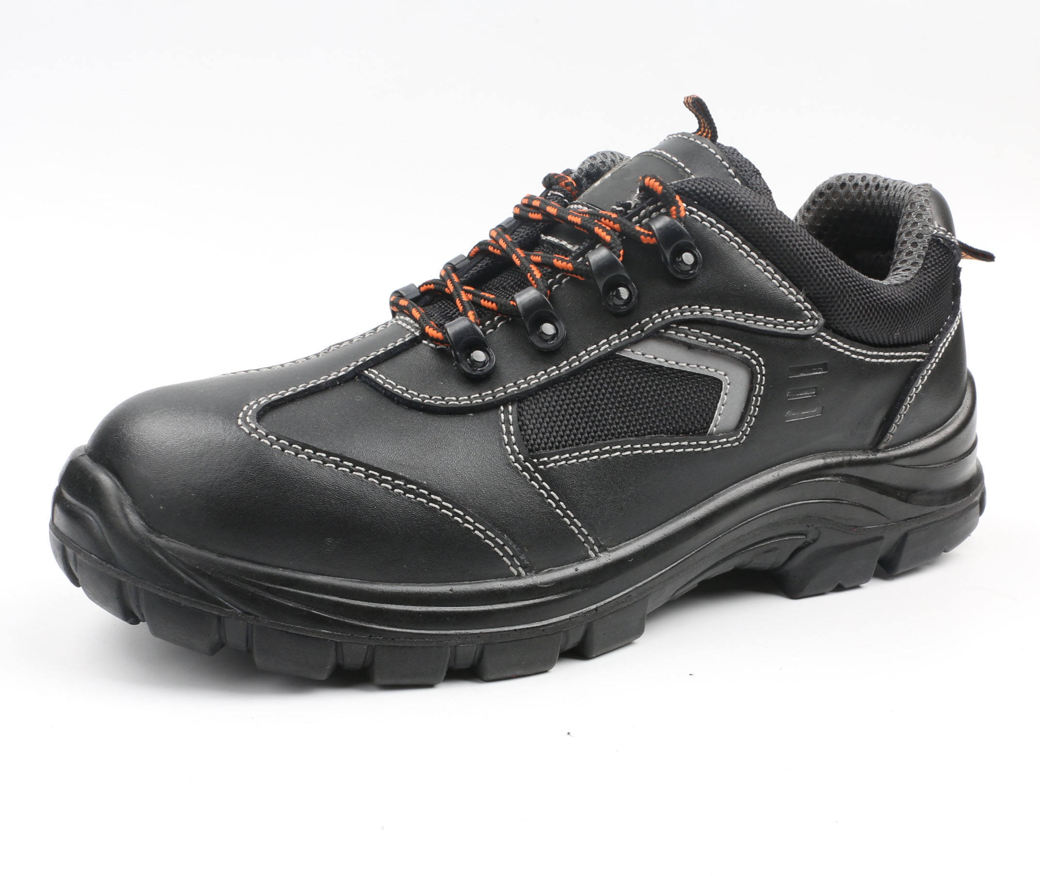 electrical dubai waterproof double density pu large sole draw dress composite toe durable air earthworks safety shoes / shoe
