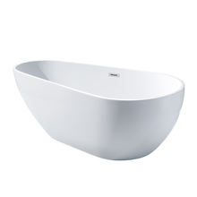 Top quality modern Oval bathtub with  years 15 warranty