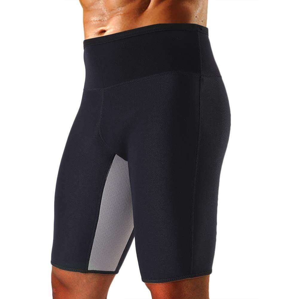 High Quality Amazon Best Selling Slimming Sports Shorts Neoprene Sauna Slimming Shorts