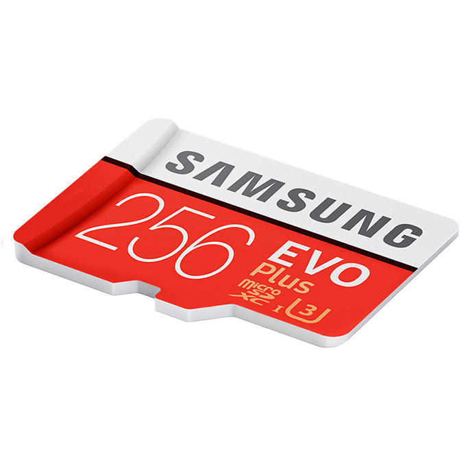 100% Original SD Card 32GB 64GB 128GB MicroSDHC 256GB Micro Memory Cards EVO Plus Class 10 UHS-1 UHS-3 Samsung Microsd SD Card