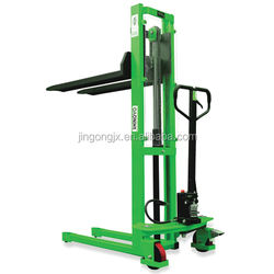 2 ton Hydraulic manual forklift manual pallet Stacker