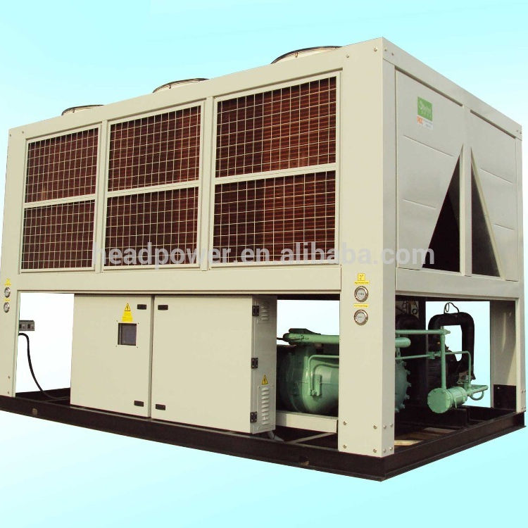 200 ton central air cooled water chiller for sale in malaysia