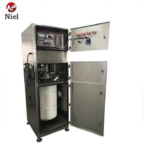 cartridge dust collector / dust extractor / dust collector price