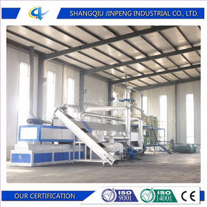 Fully Automatic Waste Tire Recycling Production Line