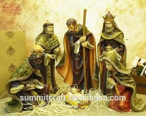Promotionnel jésus Christian résine jérusalem cadeaux souvenirs
