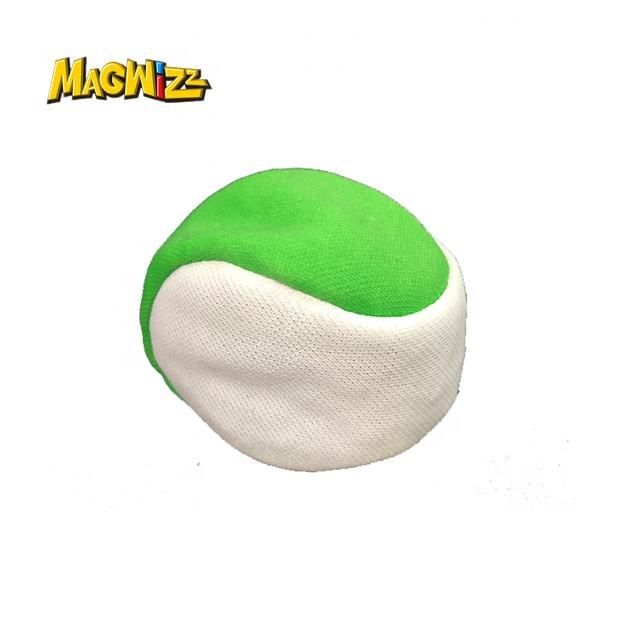 kids play ball indoor outdoor juggling balls bean bag toy footbag