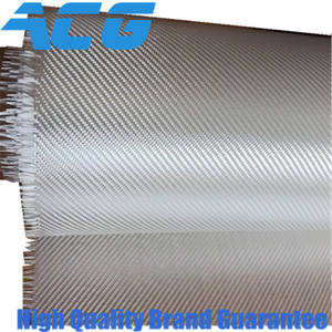 Twill E- glass fiber cloth fabric for skateboard autoparts