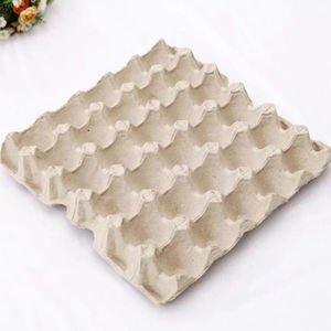 Biodegradable Carton making Dryer 88 Tray Incubator Paper Egg Package Eggs Packaging Boxes