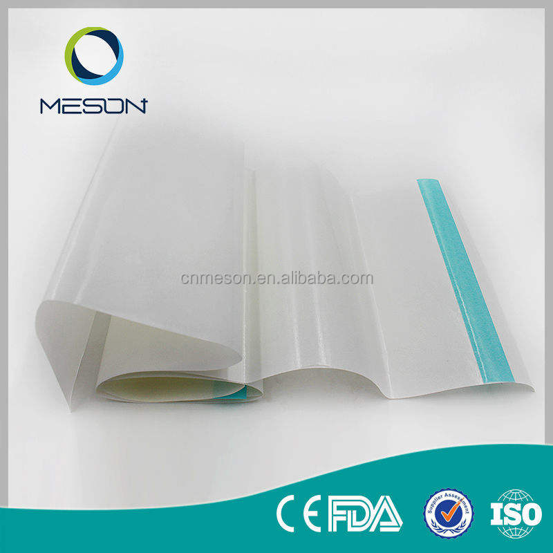 free sample incised drape surgical film