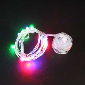 RGB onderwater koperdraad decoratieve led string lights