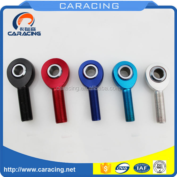 aluminium spherical plain bearing rose joint all size for racing auto