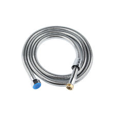 High Pressure Extension Bathroom Faucet Stainless Steel Flexible Metal Shower Hose