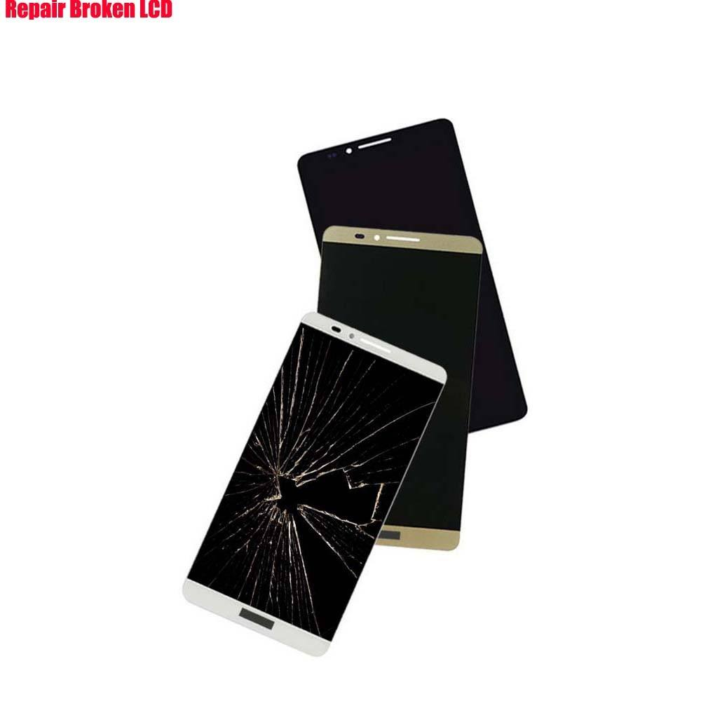 Used Touch Screen Broken LCD Replacement Refurbishment Fix Service for Samsung Note 5, For Samsung Note 5 LCD Display