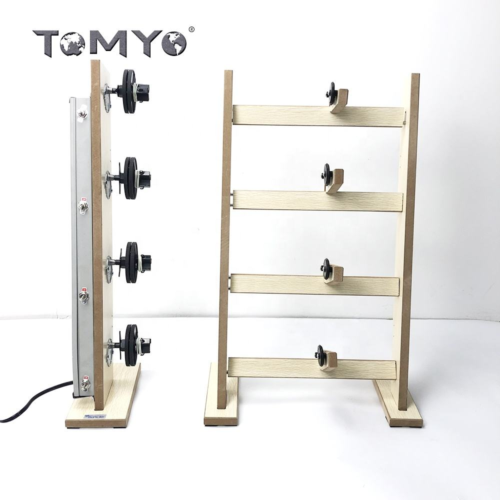 ToMyo The Rod Smith Quad Rod Dryer Fishing Rod Repair Building Machine RDM-4