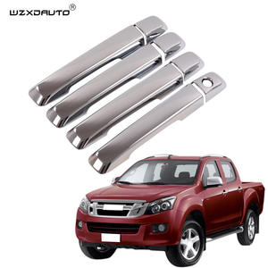 Door handle cover untuk d-max dmax d max 2012