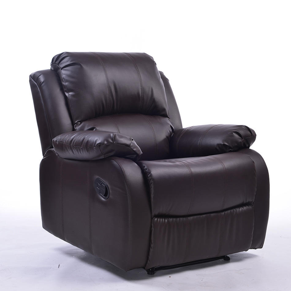 XR-8001 leather recliner sofa/chair recliner