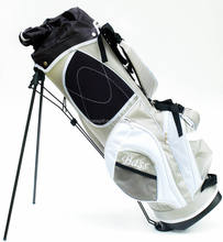 wholesale customized Color Nylon golf stand  bag with stand