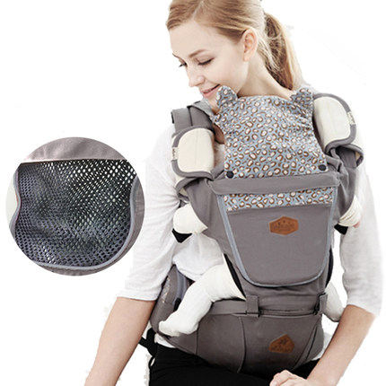 Elinfant Animal series ergonomic Baby Carrier more soft baby car hip seat carrier