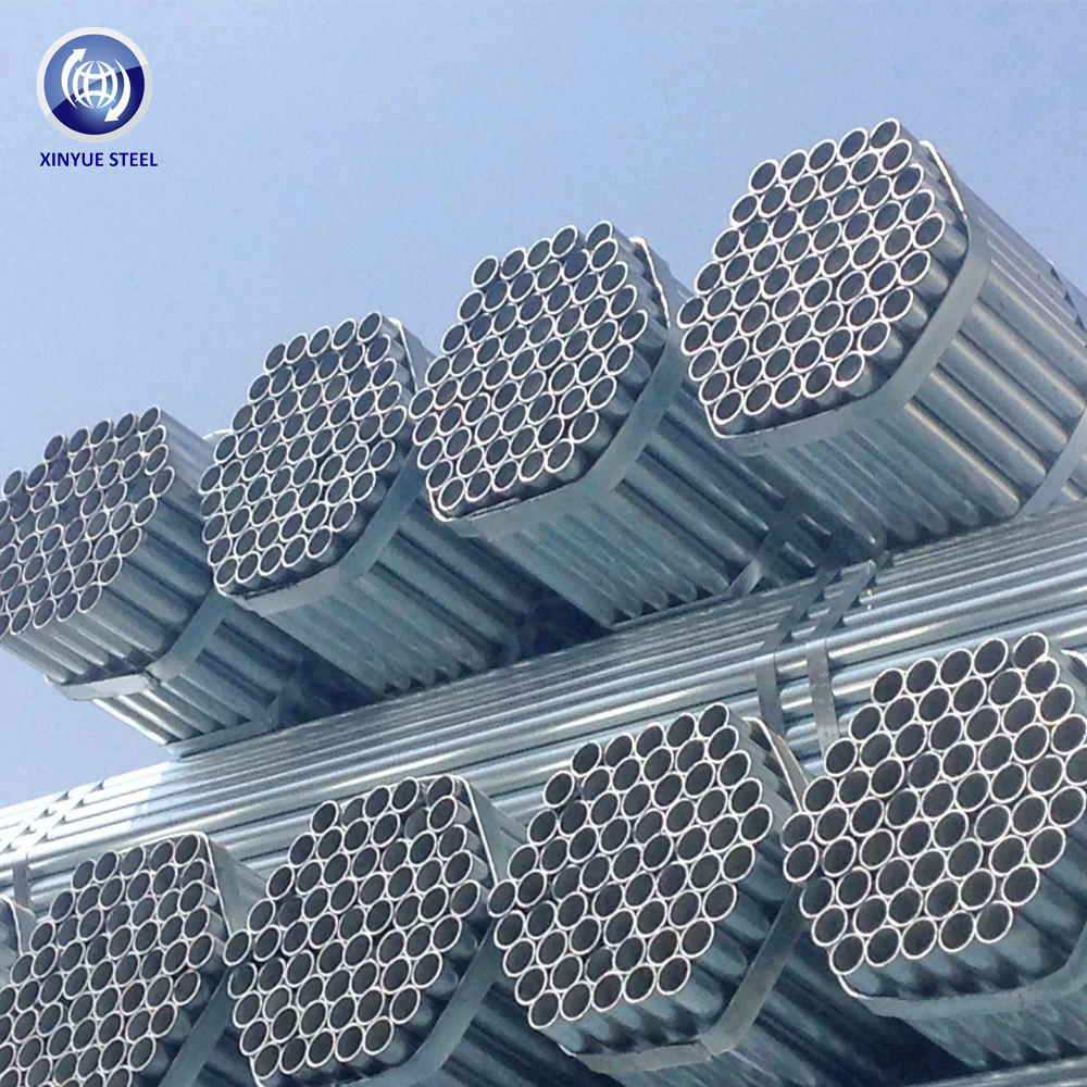 astm a 53 grb hdg scaffolding pipe