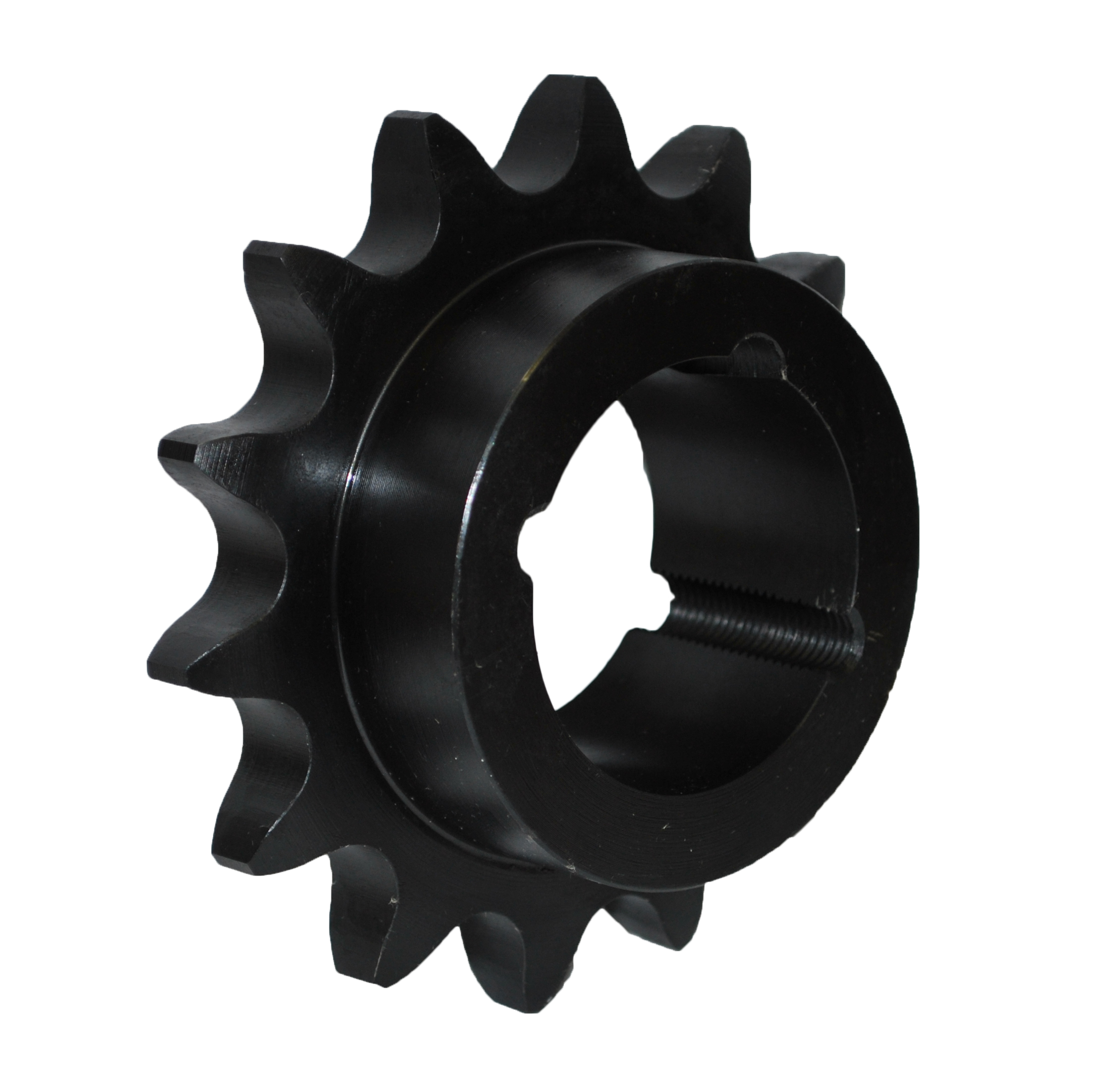 Black oxide Taper lock chain sprocket for hot sell