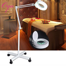 LED PORTABLE MAGNIFYING LAMP FOR BEAUTY SALON TATTOO WORKING SHOP