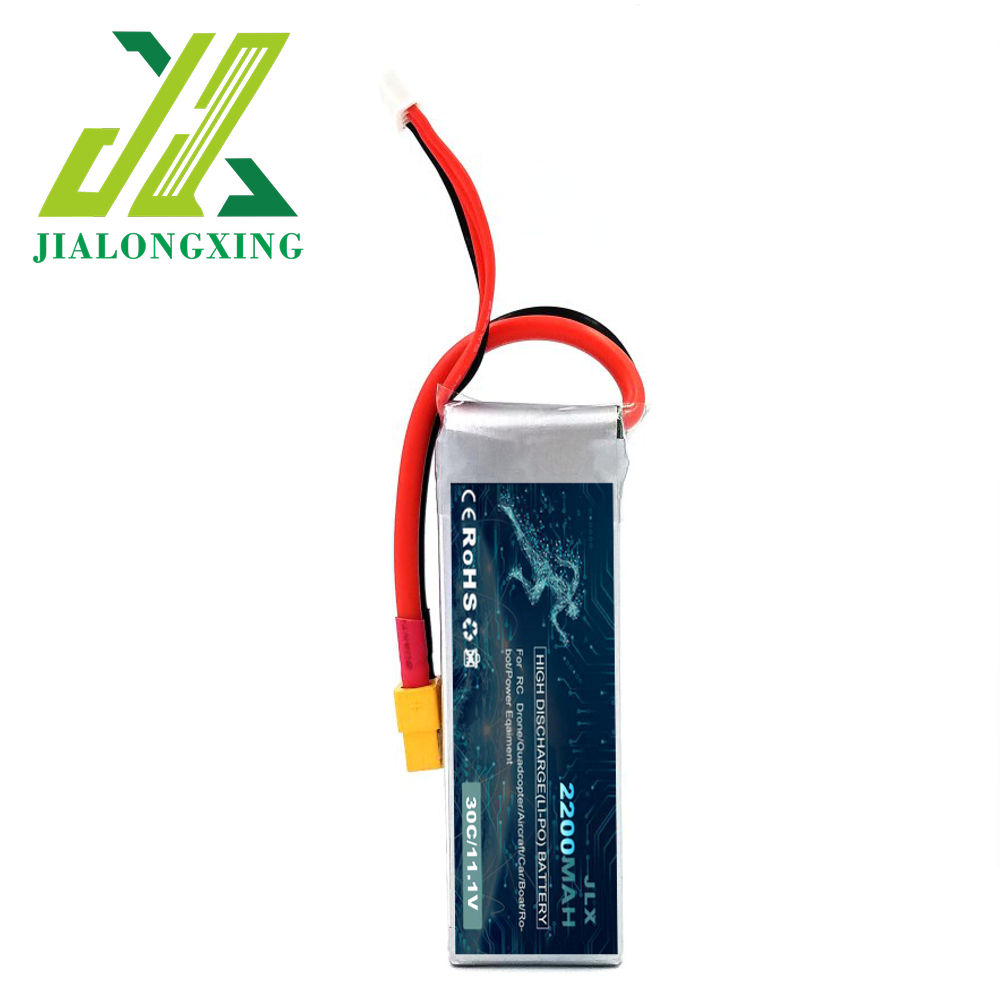 30C Charging Life Batteries RC 3S lipo 11.1V 2200mAh JLX Lipo Batteries