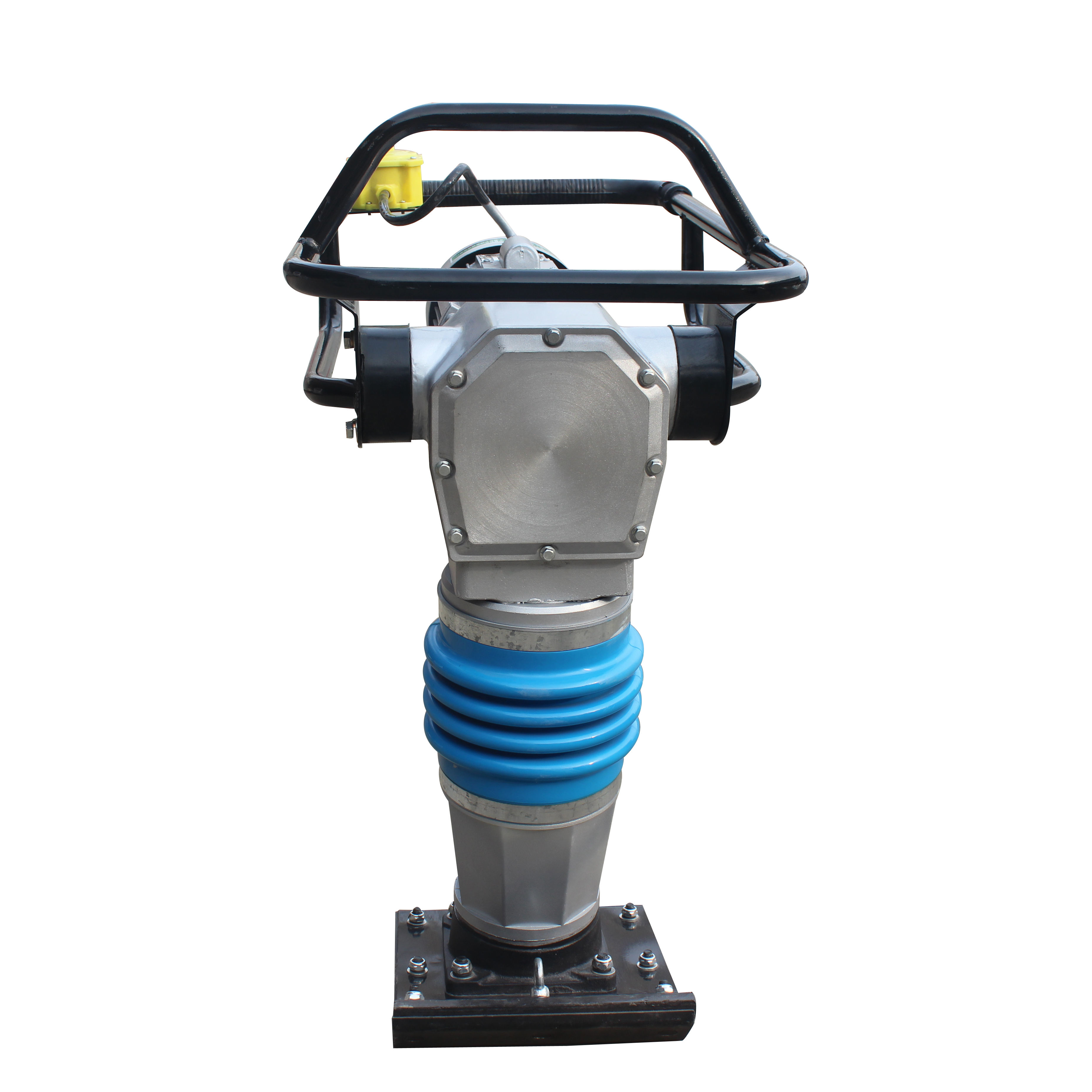 HCD110E New design 3KW electric motor compacting vibration tamping rammer