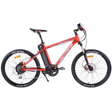 26inch Mountain Bike Electric Bicycle Cycling 36V 250W Aluminum Alloy Frame