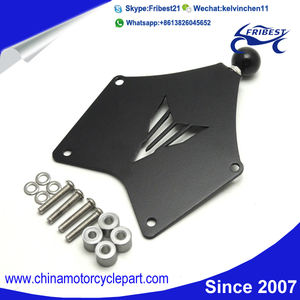 GPS Phone Holder Ram Mount Type For Yamaha MT-09 Tracer FJ-09