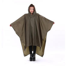 Maiyu water-resistant portable sport polyester rain poncho