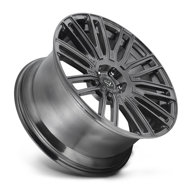 20inch Gloss Black Gloss 1-PC Forged Alloy Rims With 5x150 For LX570