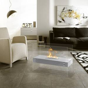 Inno living fire bioethanol indoor freestanding fireplace