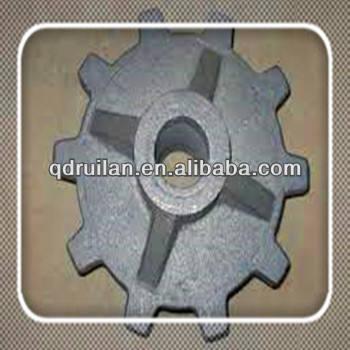 Uctile железный части отливки песка/китай чугуна части, высокое качество вчшг песок часть отливки