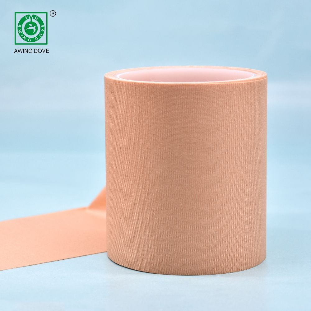 Free Sample 120%-150% Elongation Rate Good Air Permeability Oem Class 1 Medical Athletic Tape