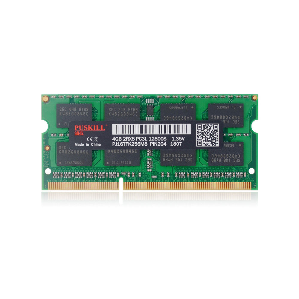 Factory Compatible with All Laptop RAM for DDR3L 4gb 1600mhz