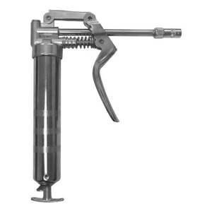 Fast World Shopping/® Engrasador manual de 120 cc cabezales de bomba de grasa engrasador pistol Grease