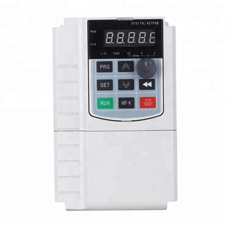 99.6% High MPPT efficiency 4kw three phase solar pump inverter