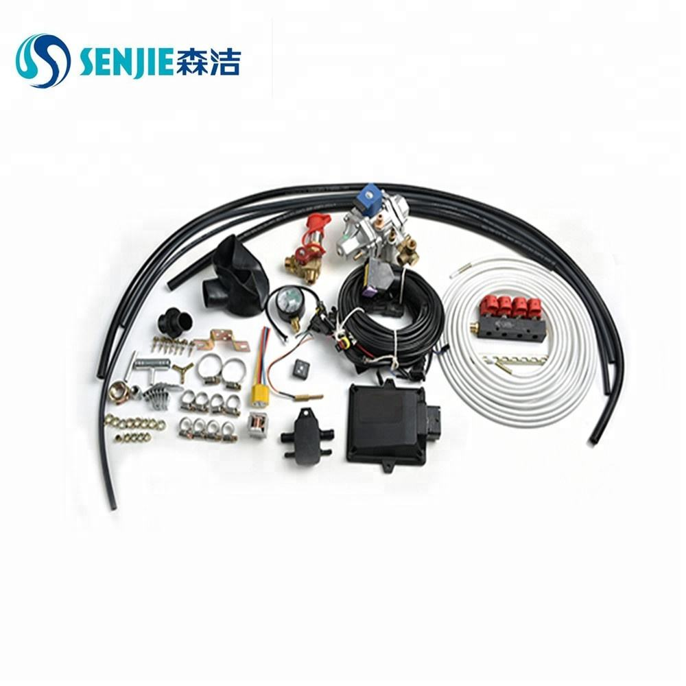 Hot selling fuel sequential injection kit for motorcycle