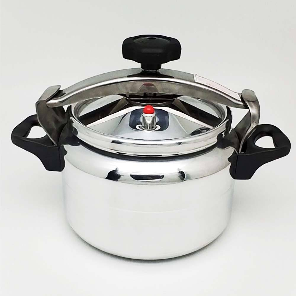 France Style stainless steel 3-50 Litre Induction Bottom commercial pressure cooker