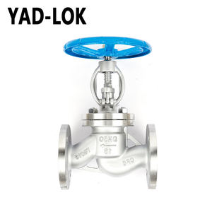 YAD-LOK Factory Price ROHS Standard Low Temperature Globe Valve With Handwheel