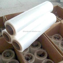 Sticky PE film / PE stretch film / PE protective film