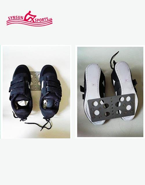 synsunsports rowing boat shells shoes with board,size can be choose.