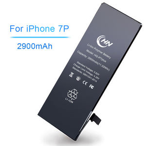 2910 mah rechargeable genuine battery for iphone 7 plus battery replacement